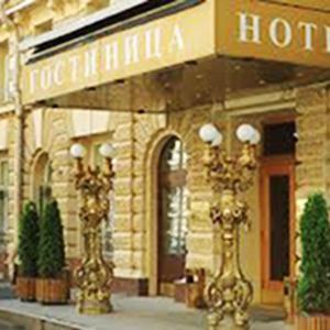 Гостиницы Хорлово