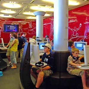 Интернет-кафе Хорлово