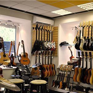 Музыкальные магазины Хорлово
