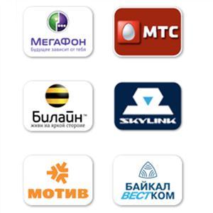 Операторы сотовой связи Хорлово