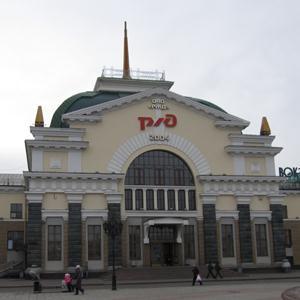 Железнодорожные вокзалы Хорлово