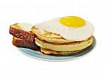 Колесо удачи, кафе - иконка «завтрак» в Хорлово